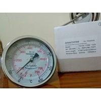 Jual Thermometer Bimetal 400C 2