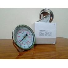Thermometer Bimetal 400C