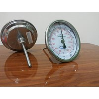Jual Thermometer Bimetal 60C 2