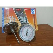 Thermometer Bimetal 60C