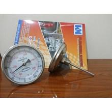 Thermometer Bimetal 160C