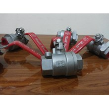Ball Valve two piece TSI