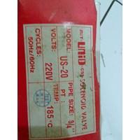 Beli Solenoid valve 3/4 4