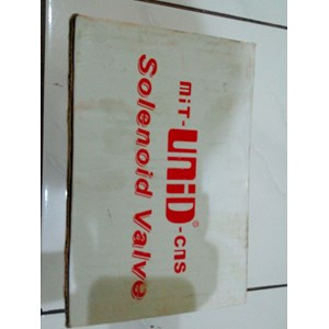 Solenoid valve 3/4