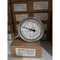 Jual  jual pressure gauge 0.6 bar