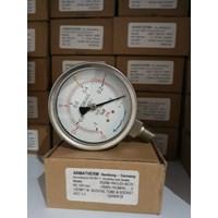 Jual jual pressure gauge  vaccum