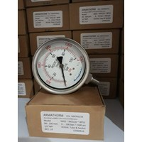 Jual pressure gauge 100 bar