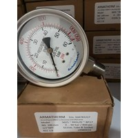 Jual pressure gauge 60 bar