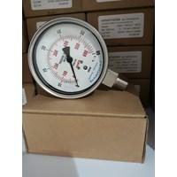 Jual pressure gauge  60 mbar