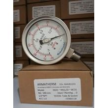 pressure gauge  vaccum -76 cmHg