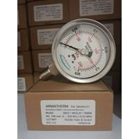 Jual Jual pressure gauge 0.25 mpa