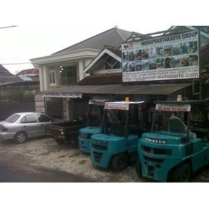 Rental Forklift Lampung By PT  Indraprastakarya Group