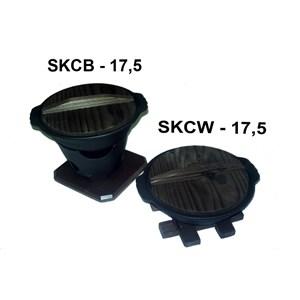 Hot plate SKCW