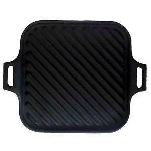 Hot Plate Pan Segi Garis SQ - 245