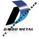 Spare part Metal Daido Bearing