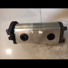 Double Gear Pump Hydraulic Hydrapower