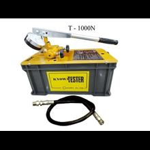 Pompa Hydrotest Test Pump Manual T-1000NDX Kyowa