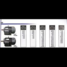 Elektro Motor 3 Phase - 6 P FBE