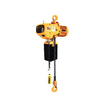 Electric Chain Block Hoist With Hook WHD5-02-02S S