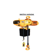 Electric Chain Block Hoist With Hook WHD5-03-01S S