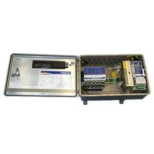 Dari Panel Fixed Gas Detector Crowcon Vortex 4