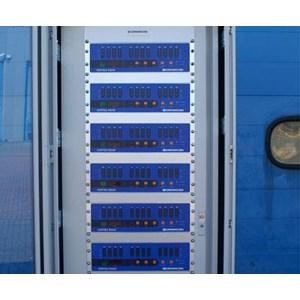 Dari Panel Fixed Gas Detector Crowcon Vortex 6