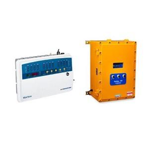 Dari Panel Fixed Gas Detector Crowcon Vortex 7