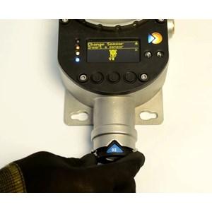 Dari Fixed Gas Detector Crowcon Xgard IQ 2