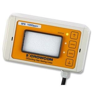 Dari Fixed Gas Detector Crowcon F-Gas 0
