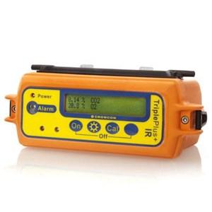 Dari Portable Gas Detector Crowcon Triple Plus+ 1
