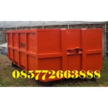 And Make Container Sampah
