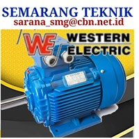 SEMARANG TEKNIK WESTERN ELECTRIC MOTOR
