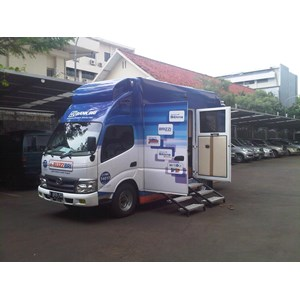 Mobil Kas Keliling By Global LIntas Transindo