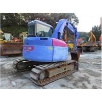 Jual Mini Excavator Komatsu PC78UU-6. Ex JAPAN !