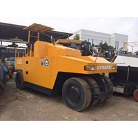 Tire Roller Dynapac CP201. Ex Japan !