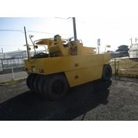 Tire Roller Sakai TS200. Kap 10-12 ton. Ex Japan !