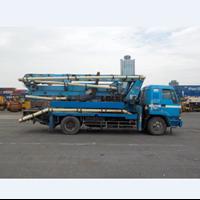 Concrete Pump CVR70K 1