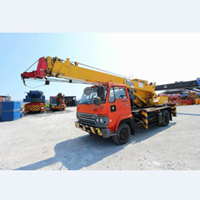Jual Hydraulic Truck Crane NK80