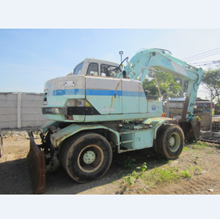 Wheel Excavator SK100W