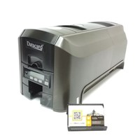 Printer ID card Datacard CD868