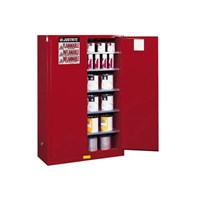 Jual Red Safety Cabinet For Combustible