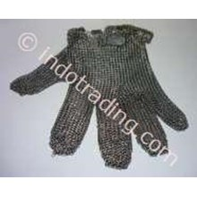 Sarung Tangan Safety Besi - Saf-T-Gard Brand 5 Finger Gloves