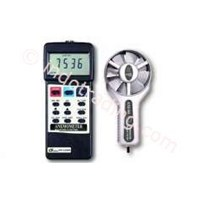Jual Lutron Anemometer - Am-4206
