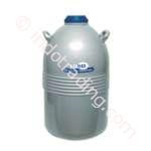 50Ld 35Ld Liquid Nitrogen Container Taylor Wharton Peralatan laboratorium