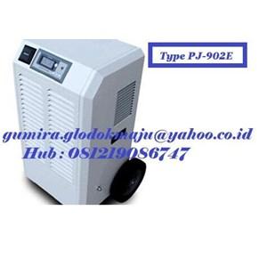 Dehumidifier PJ902E KAPASITAS 90 LITER Mesin Penyerap Kelembaban