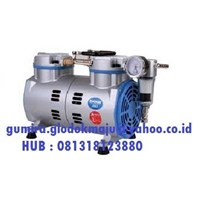 Oil Free Vacuum Pump Rocker 300 alat laboratorium umum