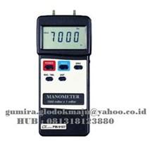 Harga Lutron PM-9107 Digital Manometer  Alat Ukur Kekeruhan