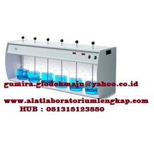 HARGA FLOCCULATOR JAR TEST JLT 6 JLT 6  Alat Laboratorium Umum
