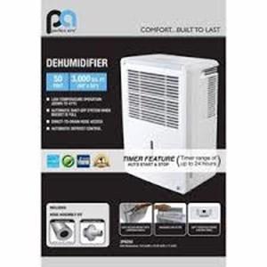 STOCK Dehumidifier Perfect Aire IPA40L Dehumidfier