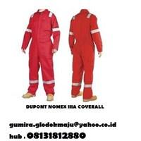 Dupont Nomex IIIA Coverall Seragam Industri dan Keselamatan Kerja